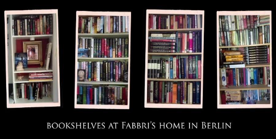 Robert Fabbri on how he became a writer