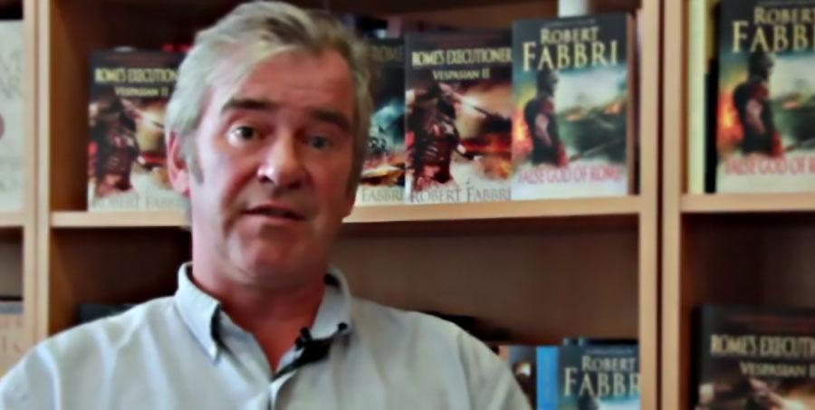 Robert Fabbri introduces the Vespasian series